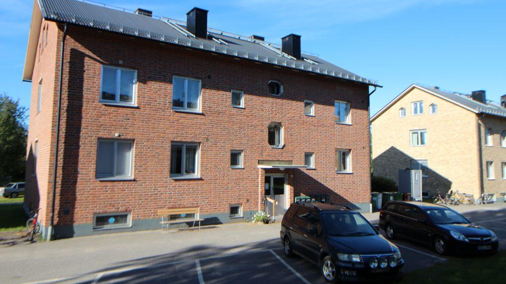 Bild på hus Almen