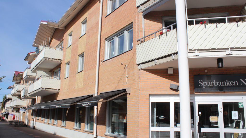 Fasad storgatan