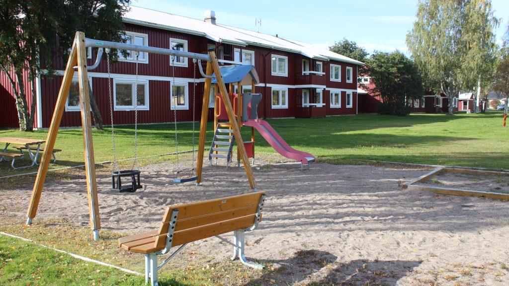 Lekpark björkgatan